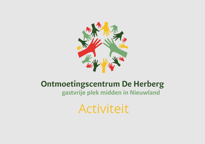 Bakkie Kroost - activiteit bij Ontmoetingscentrum De Herberg in Nieuwland