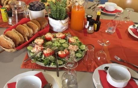 Heerlijk eten - Ontmoetingscentrum De Herberg