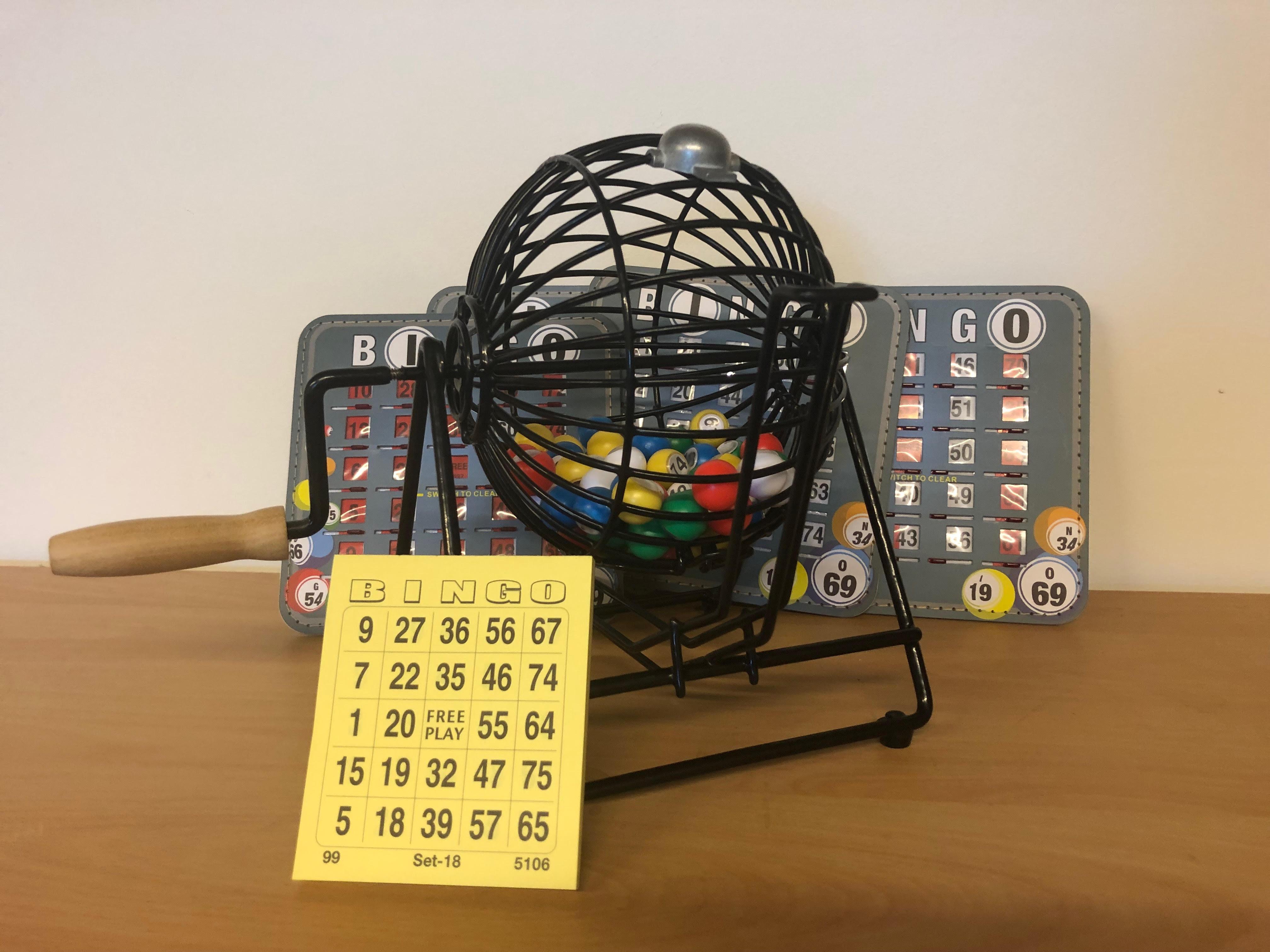 Bingo bij De Herberg